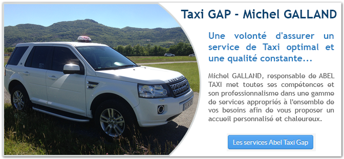 Services Abel Taxi